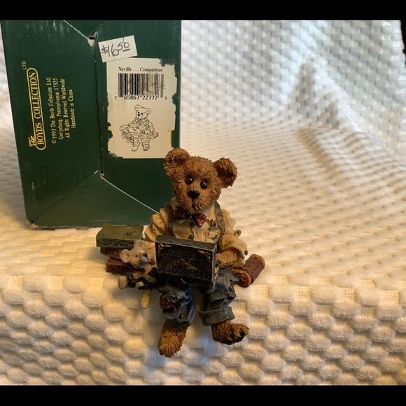 Boyd's Bears - Neville
